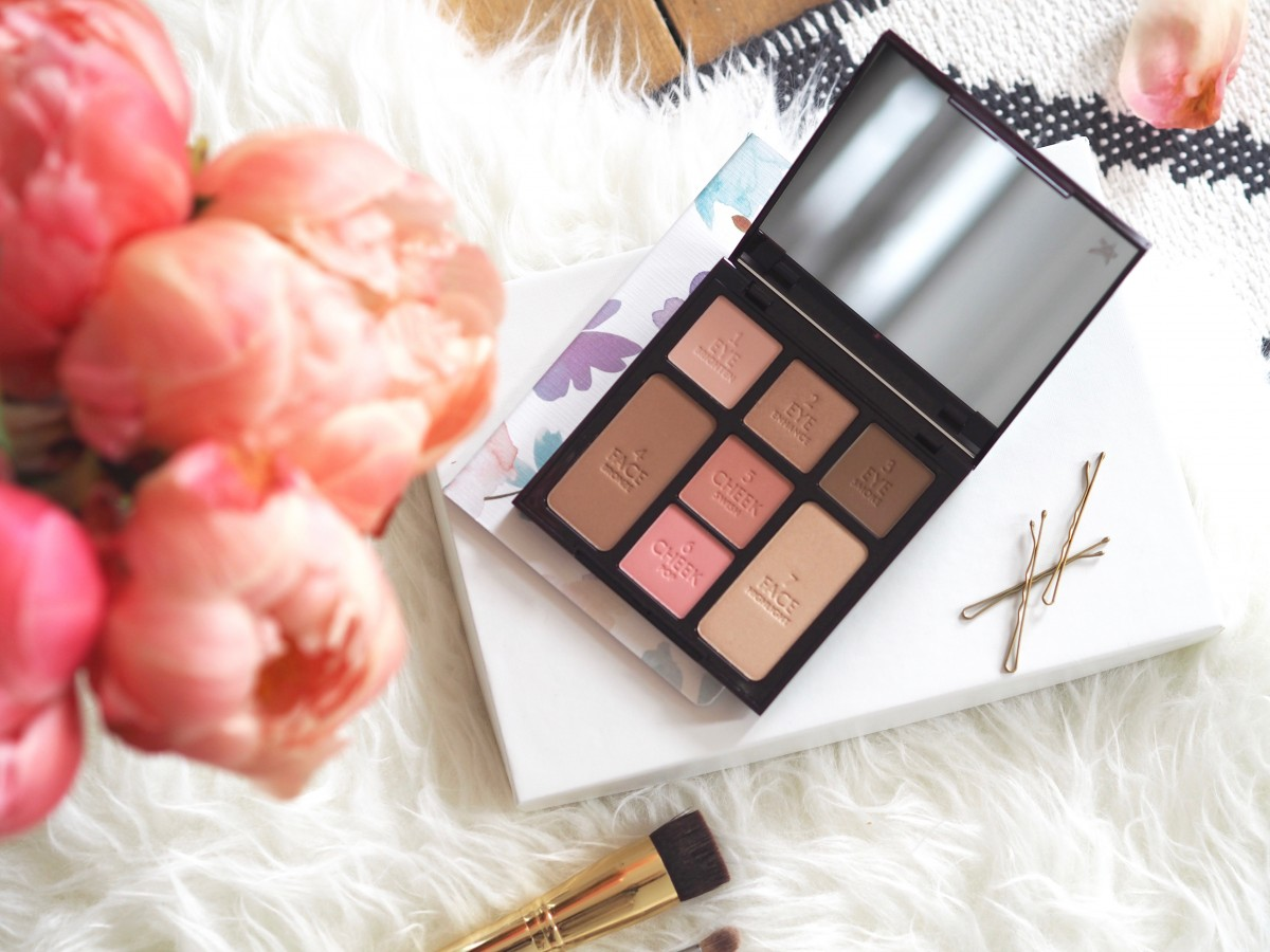 You Need: Charlotte Tilbury's Instant Look In A Palette