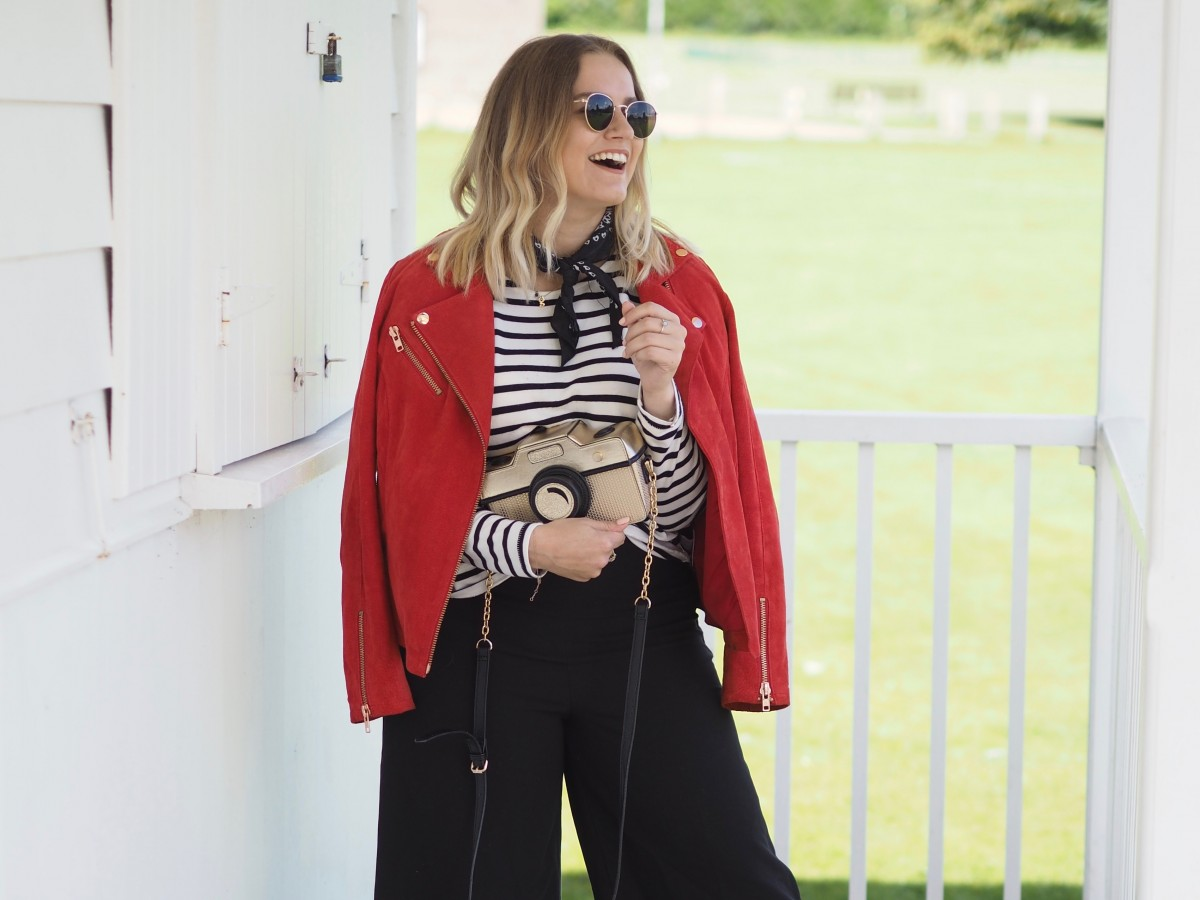 Why You Absolutely Need Black Culottes In Your Wardrobe