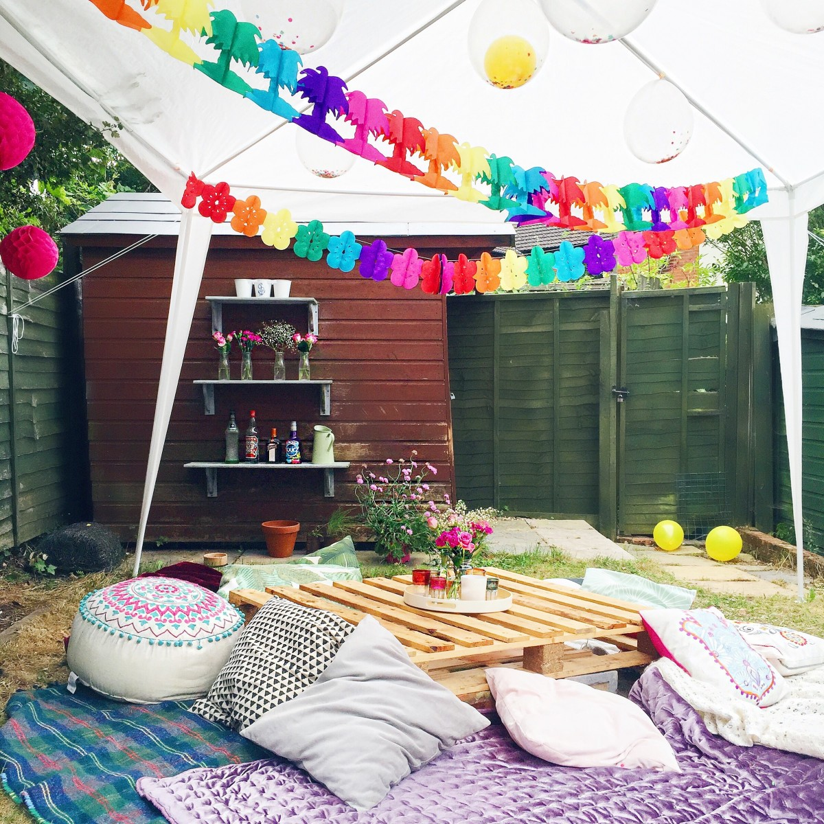 30 Small Backyard Landscaping Ideas On A Budget: Creating A Pinterest-Worthy Garden Party On A Budget
