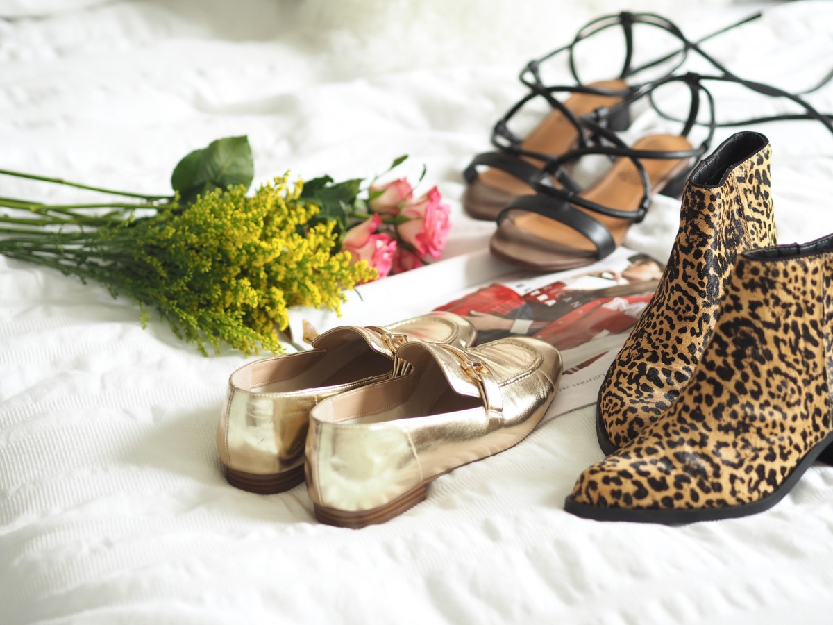 Three Pairs Of Shoes I'm Obsessed With Right Now